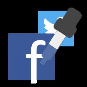 facebookやtwitterなどの色コードを一瞬で知る方法 - brandcolors