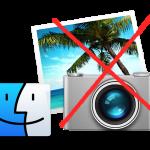iPhoneをMacに繋いだときiPhotoが勝手に起動するのをやめさせる方法