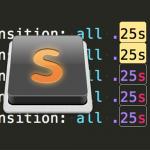 CSS3でprefixを使うとき圧倒的に便利! Sublime Textで複数行選択して同時に編集する方法