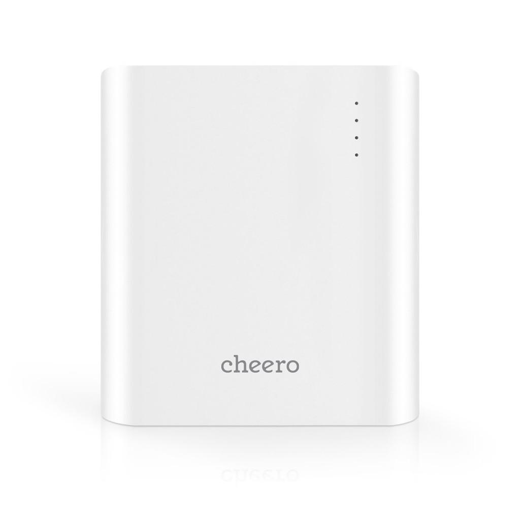 大容量 モバイルバッテリー「cheero Power Plus 3」