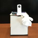 """IoT × ティッシュ!? 奇抜なIoTプロダクト """"IoTissue"""" をつくりOpen Hack Day 3でダブル受賞して焼肉を食べた話。"""